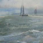 Ветер с Финского залива
