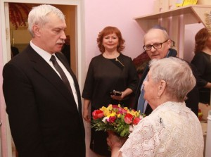 Губернатор Г. Полтавченко