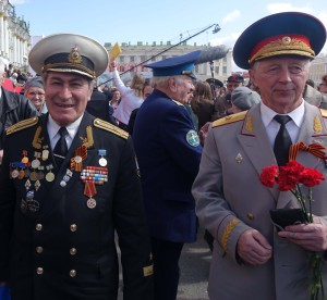 ПАРАД Победы Ветераны Кузинец DSC01247