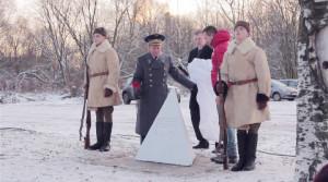 Полежаевский парк Памятник неизвестному солдату_