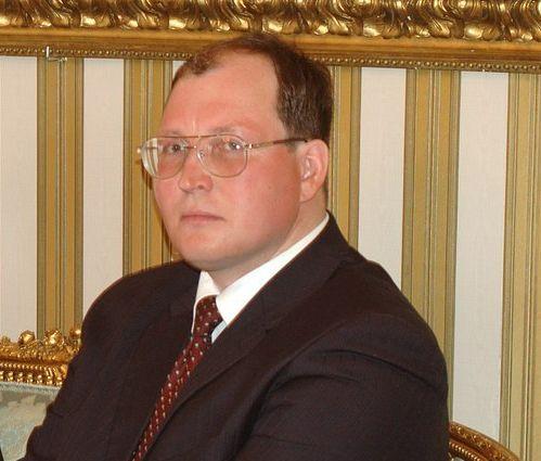 Руководитель Клуба краеведов СТАРАЯ ГАТЧИНА Сергей Сковпнев