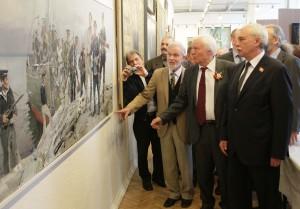 Фото открытие выставки BV5A5641