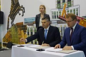 подписание соглашения Крым Петербург