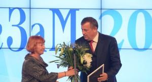 Дрозденко премия