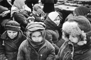 Евгений Подшивалов_Эвакуация в тыл страны _1941