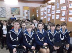 Юные моряки 1