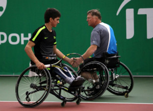 турнир по тенису на колясках