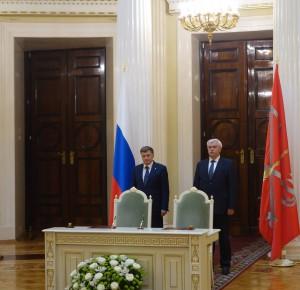 Законодательное собрание Полтавченко и Макаров DSC09891