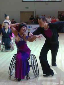 Танцы на колясках 10399952