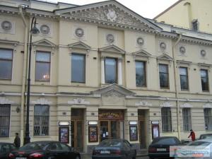 Театр Музыкальной комедии 98155635685596d5b8659418625f